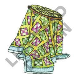 QUILT IN HOOP embroidery design