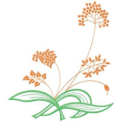 Wildflowers Embroidery Designs Machine Embroidery Designs