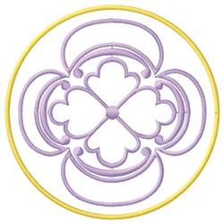 Circle Design embroidery design