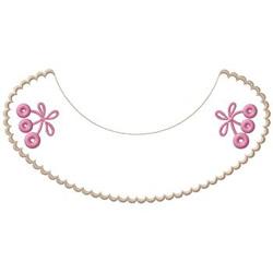 Collar Design embroidery design