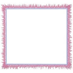 Square embroidery design