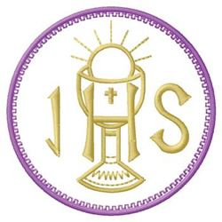 Name Of Christ embroidery design