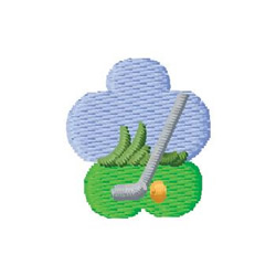 golf machine embroidery designs