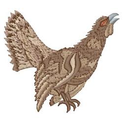 Wild Turkey embroidery design