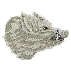 Wild Boar embroidery design