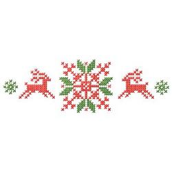 Cross Stitch Design embroidery design