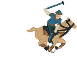 Polo30 embroidery design