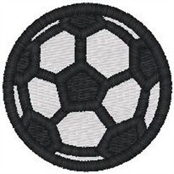 Soccer Ball6 embroidery design