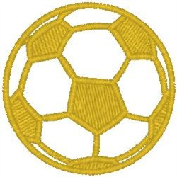 Soccer Ball9 embroidery design