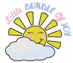 Little Bundle of Joy embroidery design