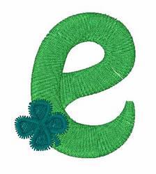 Green Shamrocks e embroidery design