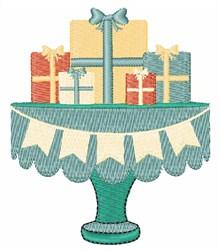 Wedding Presents embroidery design
