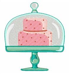 Cake Pedestal embroidery design