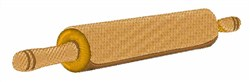 Baking Roller embroidery design
