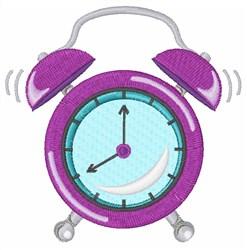Alarm Clock embroidery design