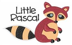Little Rascal embroidery design