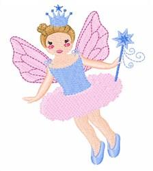Magic Fairy embroidery design