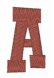 Rodeo Cowboy Font a embroidery design