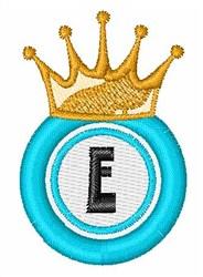 Bingo King E embroidery design