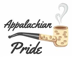 Appalachian Pride embroidery design