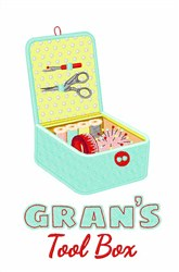 Grans Tool Box embroidery design