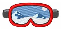 Ski Mask embroidery design
