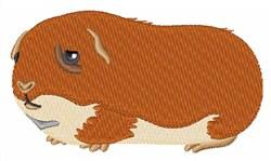 Guinea Pig embroidery design