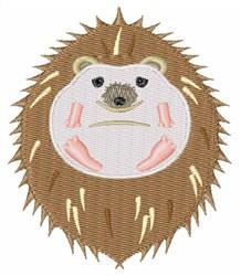 Hedge Hog embroidery design