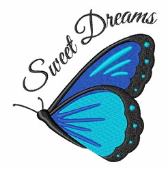 Sweet Dreams embroidery design