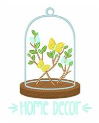 Home Decor embroidery design