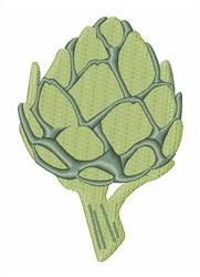 Artichoke embroidery design
