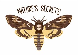 Natures Secrets embroidery design