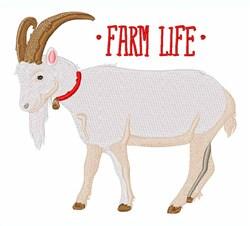 Farm Life embroidery design