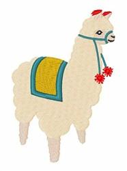 Alpaca   embroidery design