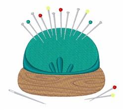 Pincushion embroidery design