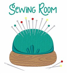 Sewing Room embroidery design