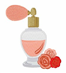 Rose Perfume   embroidery design