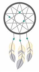 Dream Catcher embroidery design
