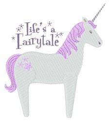 A Fairytale embroidery design