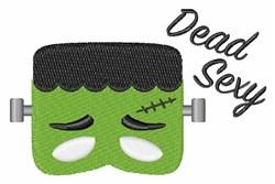 Dead Sexy embroidery design