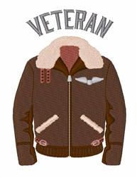 Veteran Jacket embroidery design