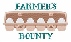 Farmers Bounty embroidery design