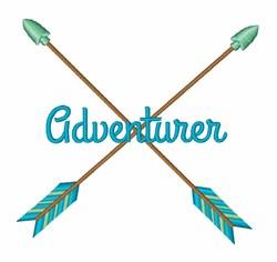 Adventurer embroidery design