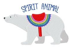 Spirit Animal embroidery design