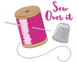 Sew Over It embroidery design