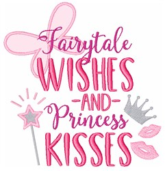 Fairytale Wishes embroidery design