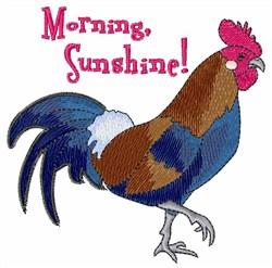 Morning Sunshine embroidery design