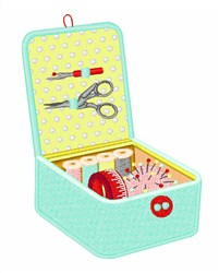 Sewing Box embroidery design