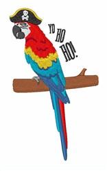 Yo Ho Ho embroidery design