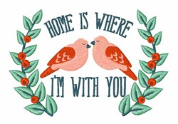 Im With You embroidery design
